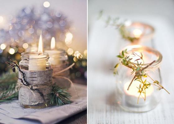 DIY velas