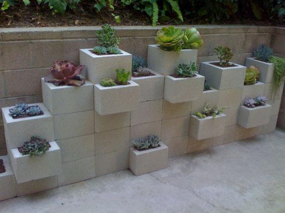 diy jardineras para exterior